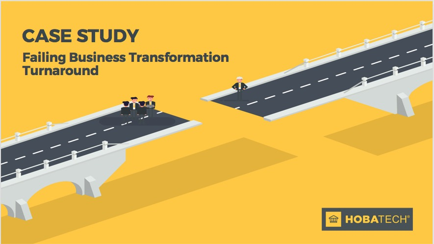 Case Study Business Transformation Feature Image